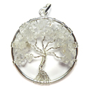 Tree of Life Pendant (Quartz)