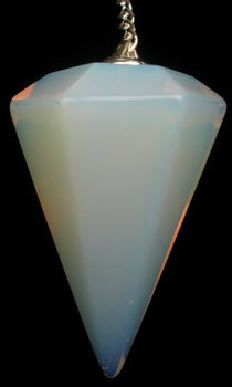 Opalite Pendulum (Faceted)