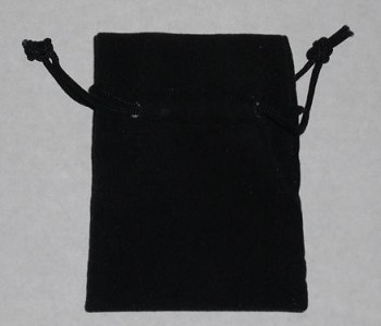 Velveteen Pouch - Pendulum or Crystal Bag