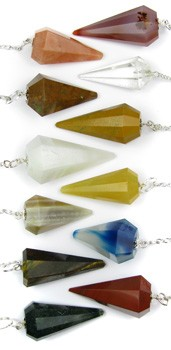 Easy Shopper Pendulum Kit (12 Faceted)